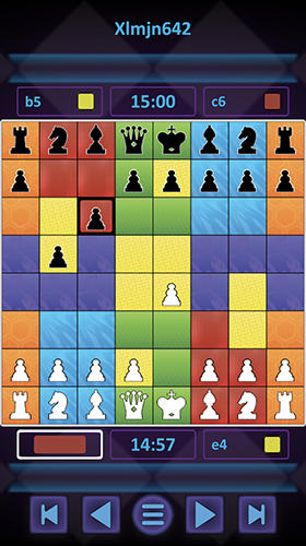 Colour chess screenshot 3