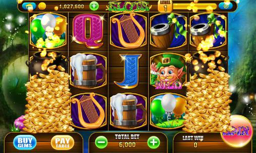 Slots fairytale 2016: Royal slot machines fever captura de pantalla 3