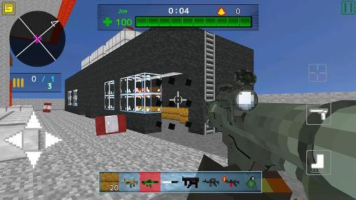 Death blocks 3 скриншот 4
