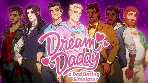 Dream daddy captura de tela 1