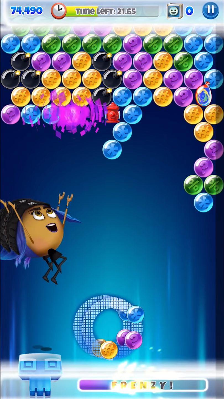 POP FRENZY! The Emoji Movie Game для Android