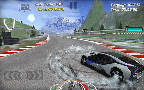 Driftspiele Real drift car racer auf Deutsch