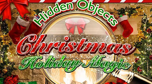 Hidden objects: Christmas magic captura de tela 1