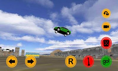 Driftkhana Freestyle Drift App screenshot 1