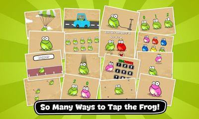 Tap the Frog Doodle Screenshot
