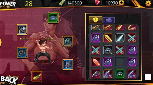 Glory samurai: Street fightingcapturas de pantalla