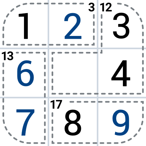 Killer Sudoku by Sudoku.com - Free Number Puzzle іконка