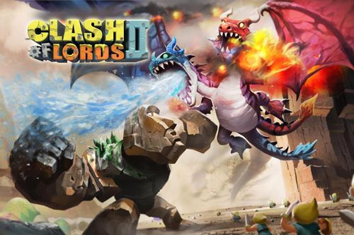 logo Clash of Lords 2
