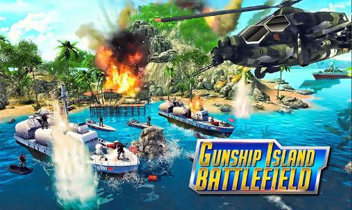 Иконка Gunship island battlefield