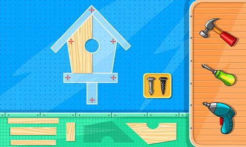 ビルダー・ゲーム スクリーンショット1