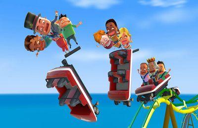 Coaster Crazy in Russian
