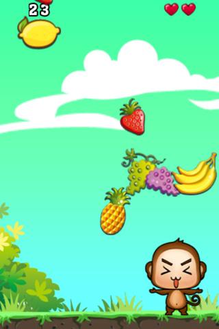 Súper mono: Frutas en español