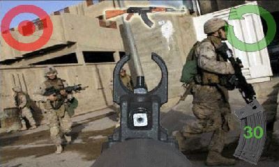 de simulateur Sniper shot! pour smartphone