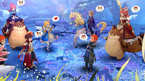 Tales of wind capture d'écran 1