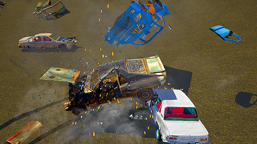 ГонкиDerby destruction simulatorдля смартфону