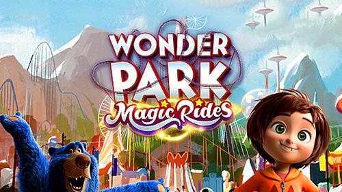 Wonder park magic ridescapturas de pantalla