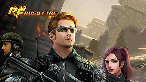 Rush fire: Free online shooting game Screenshot