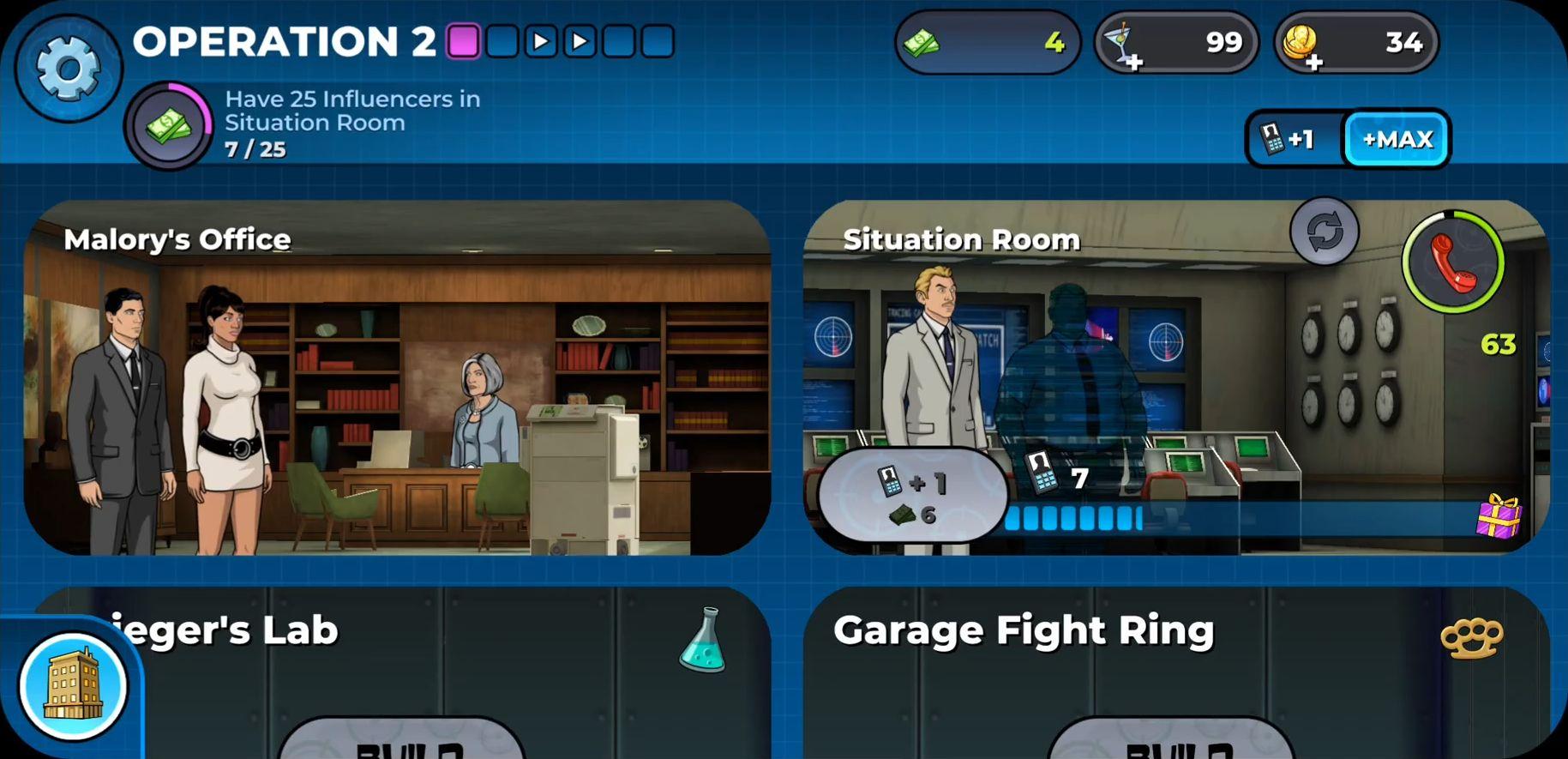 Archer: Danger Phone для Android