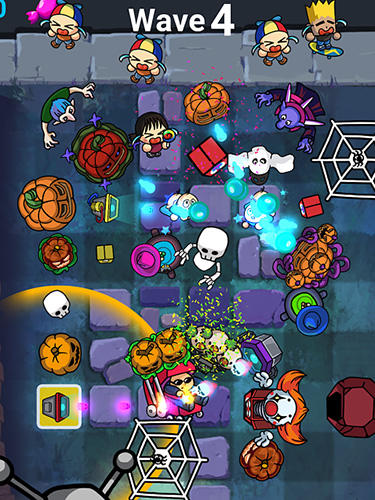 Haunted house TD für Android