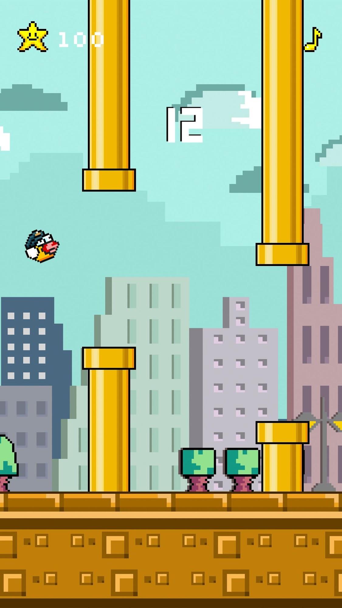 Floppy Bird Pixel para Android