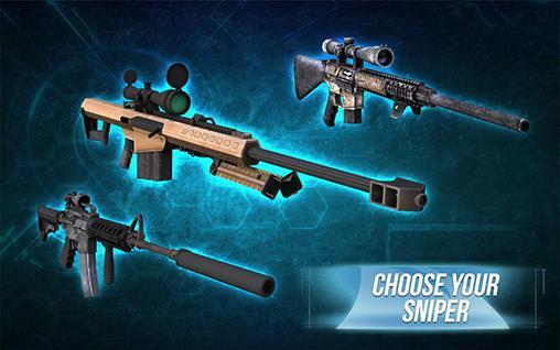 Sniper assassin ultimate 2017 для Android