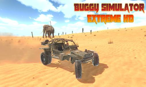 Buggy simulator extreme HD screenshot 1