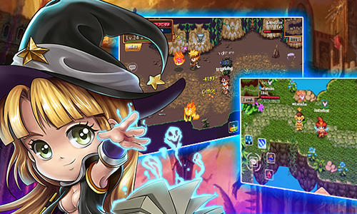 RPG Knight and magic für das Smartphone