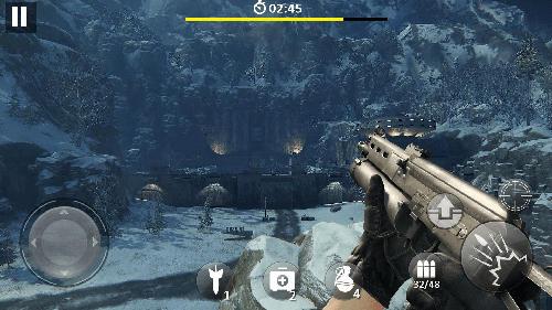 Fatal target shooter Screenshot