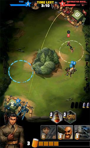 Online Strategiespiele The warland auf Deutsch