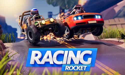 Racing rocket captura de pantalla 1