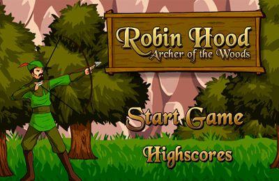 标志罗宾汉:森林射手