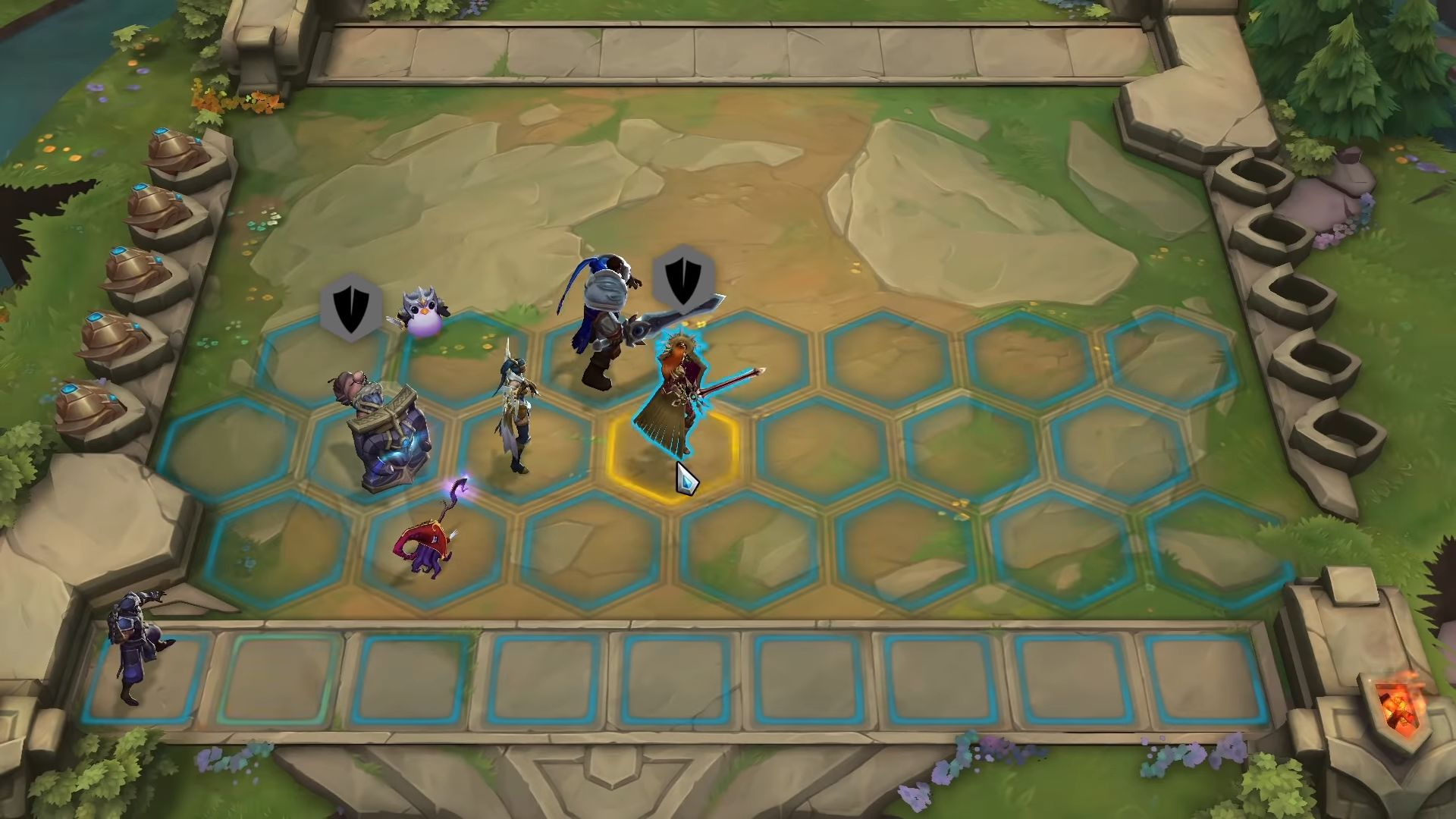 TFT: Teamfight Tactics para Android
