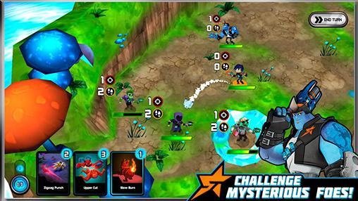 Slugterra: Guardian force for Android