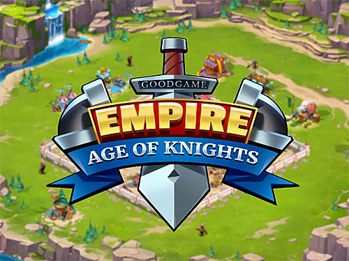 Empire: Age of knights. New medieval MMO captura de tela 1