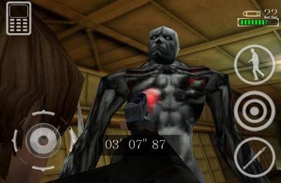 Resident Evil: Dégénération pour iPhone gratuitement