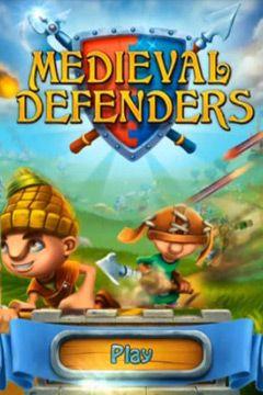 логотип Середньовічна захист!