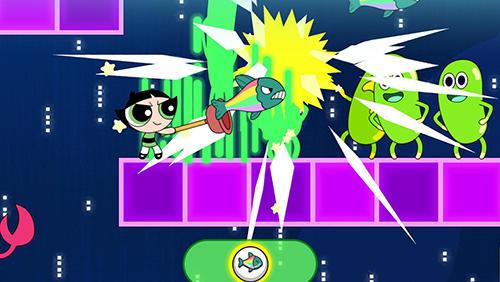 Glitch fixers: Powerpuff girls für Android