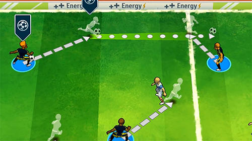 Kick and goal: Soccer match für Android