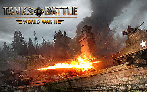 Tanks of battle: World war 2 screenshots