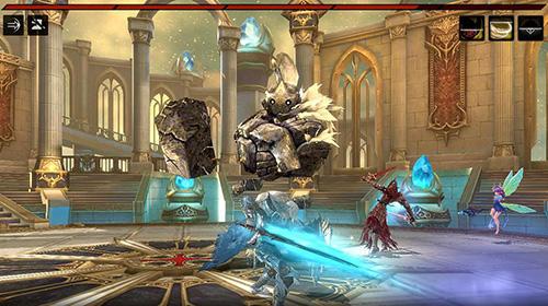 Online RPG Heir of light auf Deutsch
