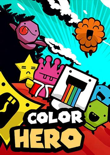 Color hero: Shooting and defense Screenshot