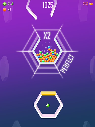 Drop the ballz for Android