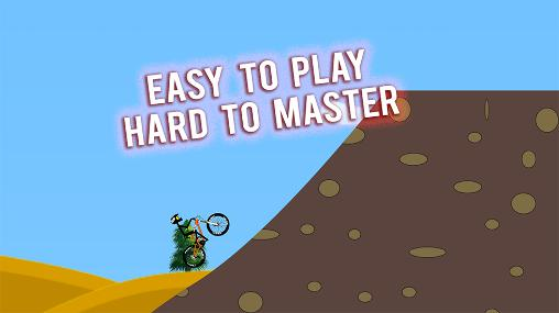 Stunt hill biker screenshot 3