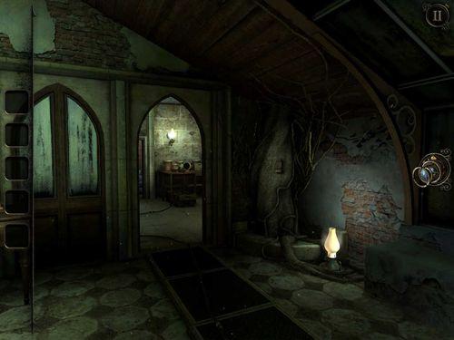 Screenshot Der Raum Drei auf dem iPhone