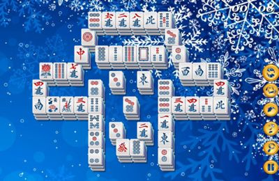 Captura de pantalla Mahjong Deluxe en iPhone