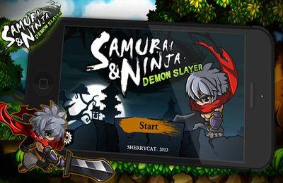 logo Samurai und Ninja - Teufliche Mörder