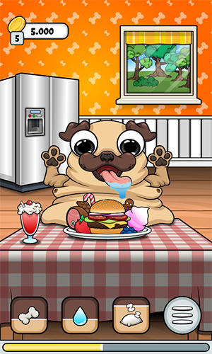 Pug: My virtual pet dog für Android