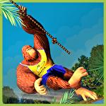 Monkey stunt run Symbol