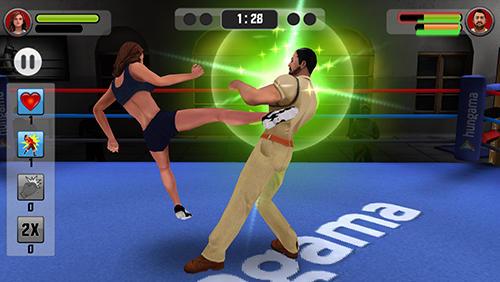 Kampfspiele Akira: The game für das Smartphone