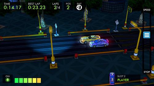 HTR+ High tech racing: Real slot car simulation screenshots